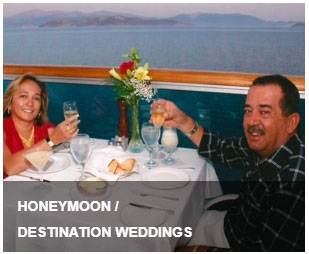Honeymoon and Destination Weddings